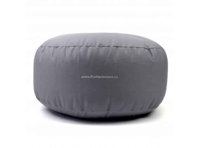 Vnitřní vak do pufu 50x20 cm tmavě šedý