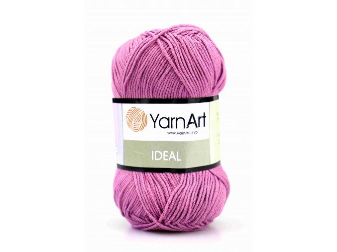 příze Ideal 246 fialová
