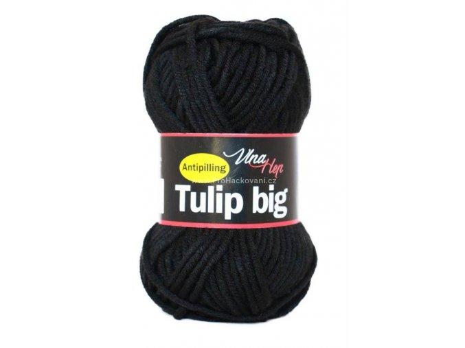 příze Tulip Big 4001 černá