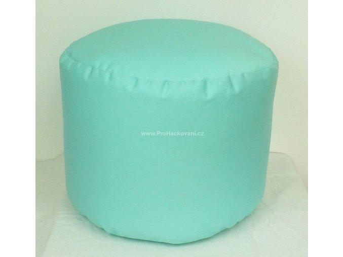Vnitřní vak do pufu 38x30 cm mentolový
