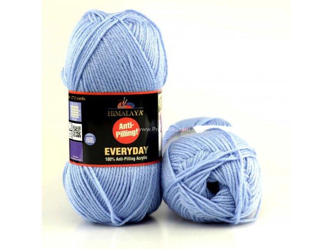 příze Everyday 70035 modrá