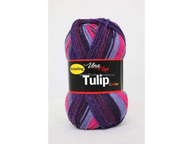 Tulip color 5203 variace s fialovou