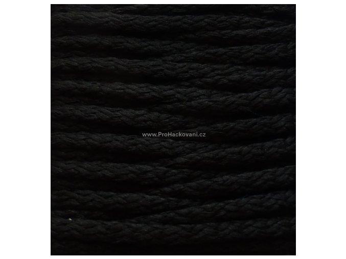 Šňůry PES 54 černé
