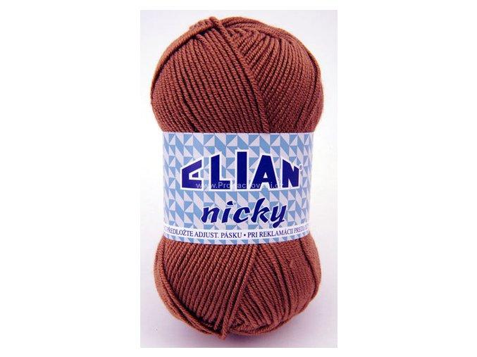 příze Elian Nicky 6683 frezie