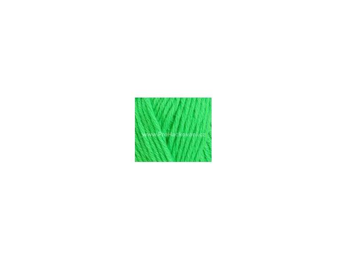 Příze Everyday Big Neon 72807 zelená