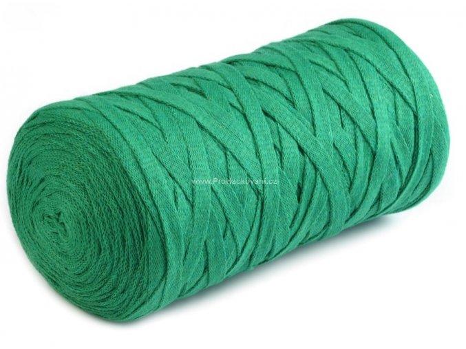 Ribbon Yarn Art zelená