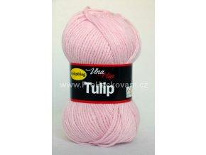příze Tulip 4409 bledě růžová