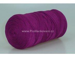 Ribbon Yarn Art fialové