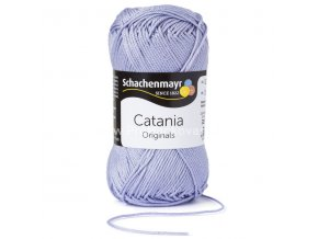 Příze Catania 399 ledově fialová