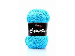 příze Camilla 8124 tyrkys