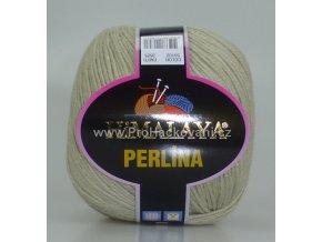 příze Perlina 50102 šedobéžová