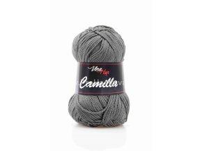 Příze Camilla 8236 antracitově šedá