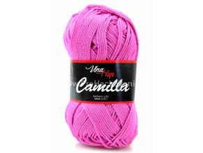 Příze Camilla 8045 světlá fialkově růžová