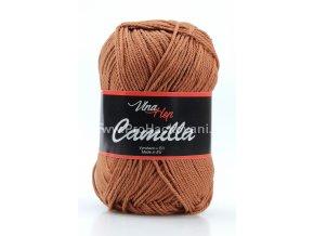 Příze Camilla 8211 hnědorezavá