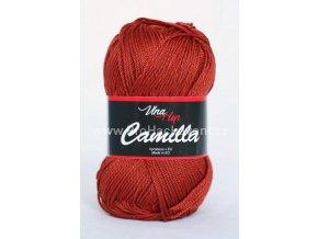 Příze Camilla 8238 červenorezavá