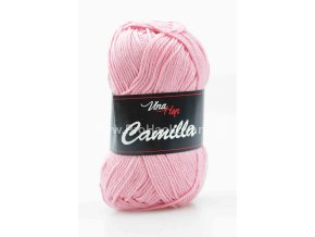 Příze Camilla 8027 růžová
