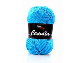 příze Camilla 8125 tmavý tyrkys