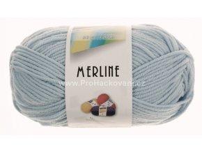 příze Merline 14782 světle modrá