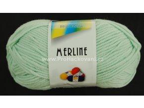 příze Merline 14752 mentolová