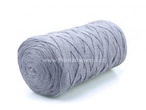 Ribbon Yarn Art šedé