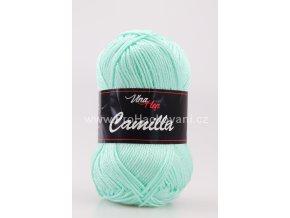 příze Camilla 8136 mentolová