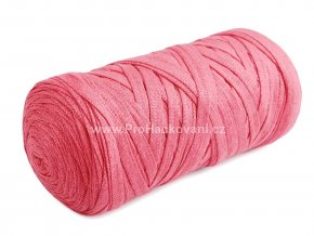 Ribbon Yarn Art malinové