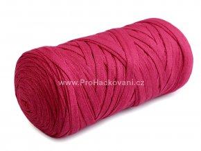 Ribbon Yarn Art fuchsiové