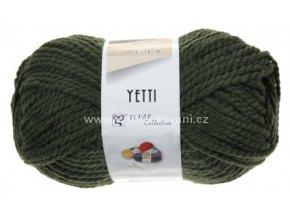 příze Yetti 55075 khaki