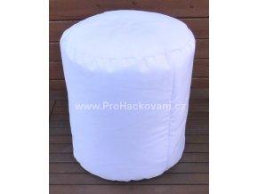 Vnitřní vak do pufu 38x40 cm bílý