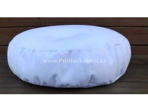 Vnitřní vak do pufu 38x15 cm bílý
