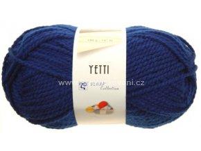 příze Yetti 56980 švestkově modrá