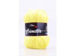 příze Camilla 8183 světle žlutá