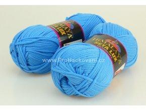 příze Seta Lux 20511 modrá