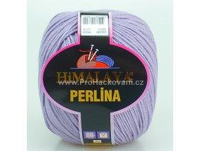 příze Perlina 50157 šeříková