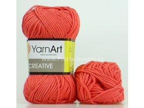 příze Creative 236 korálová