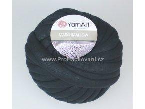 příze Marshmallow 902 černá