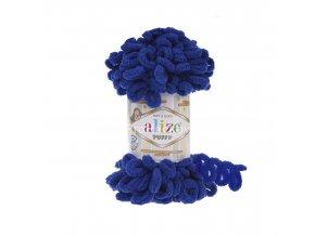 příze Puffy 141 královská modrá
