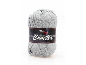 příze Camilla 8232 šedá
