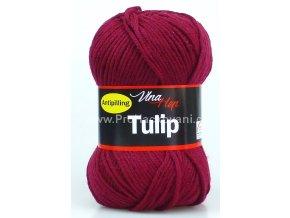 příze Tulip 4024 vínová