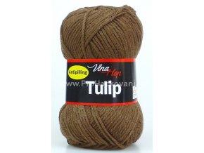 příze Tulip 4228 hnědá