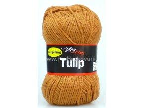 příze Tulip 4210 skořicová