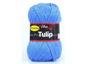 příze Tulip 4087 nebesky modrá