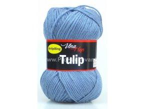 příze Tulip 4092 šedomodrá