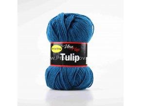 příze Tulip 4432 petrolově modrá