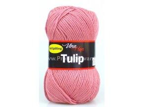 příze Tulip 4029 tmavší starorůžová