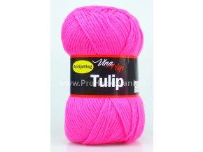 příze Tulip 4314 NEON růžová