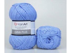 Gina Plus 15 světlá nebesky modrá