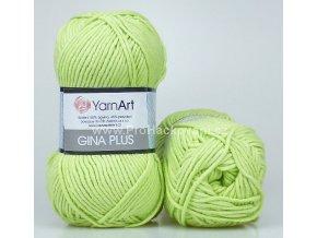 Gina Plus 11 světle zelená
