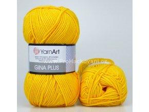 Gina Plus 35 slunečnicová žlutá