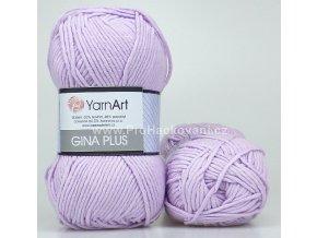 Gina Plus 19 pastelově fialová
